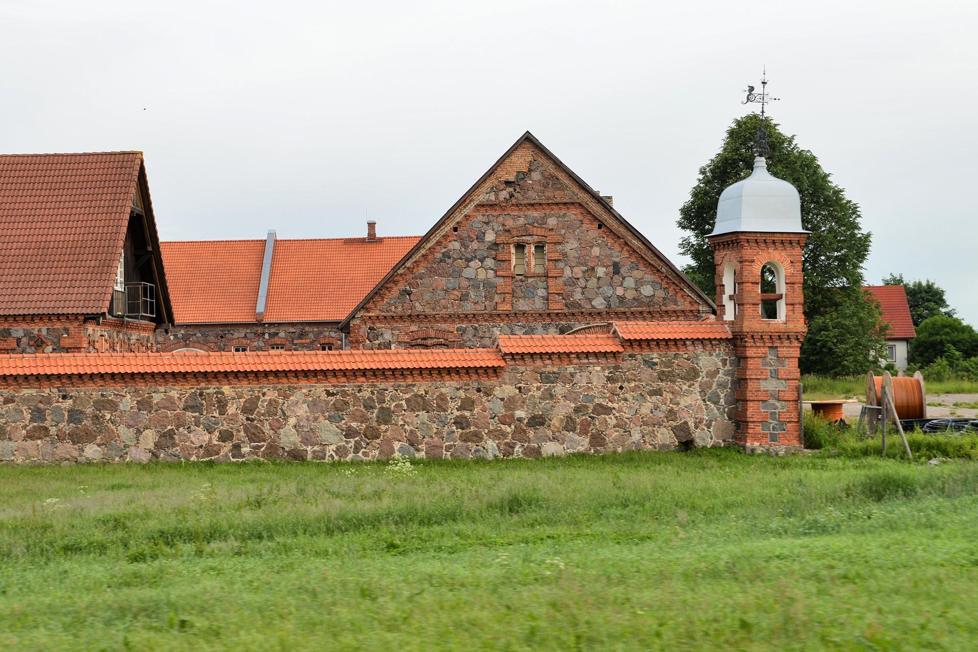 Mooste Manor, Mooste, Estonia
