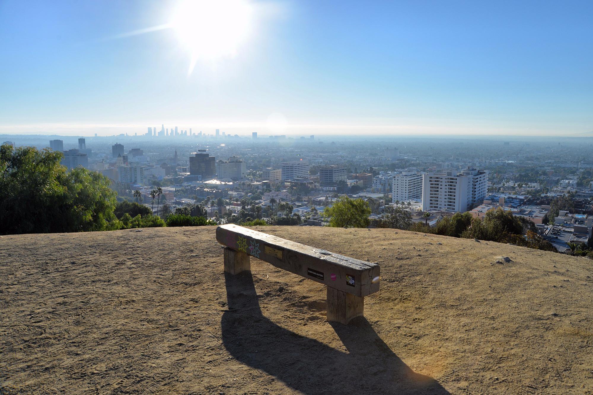 Раньон Кэньон парк, Лос-Анджелес, США