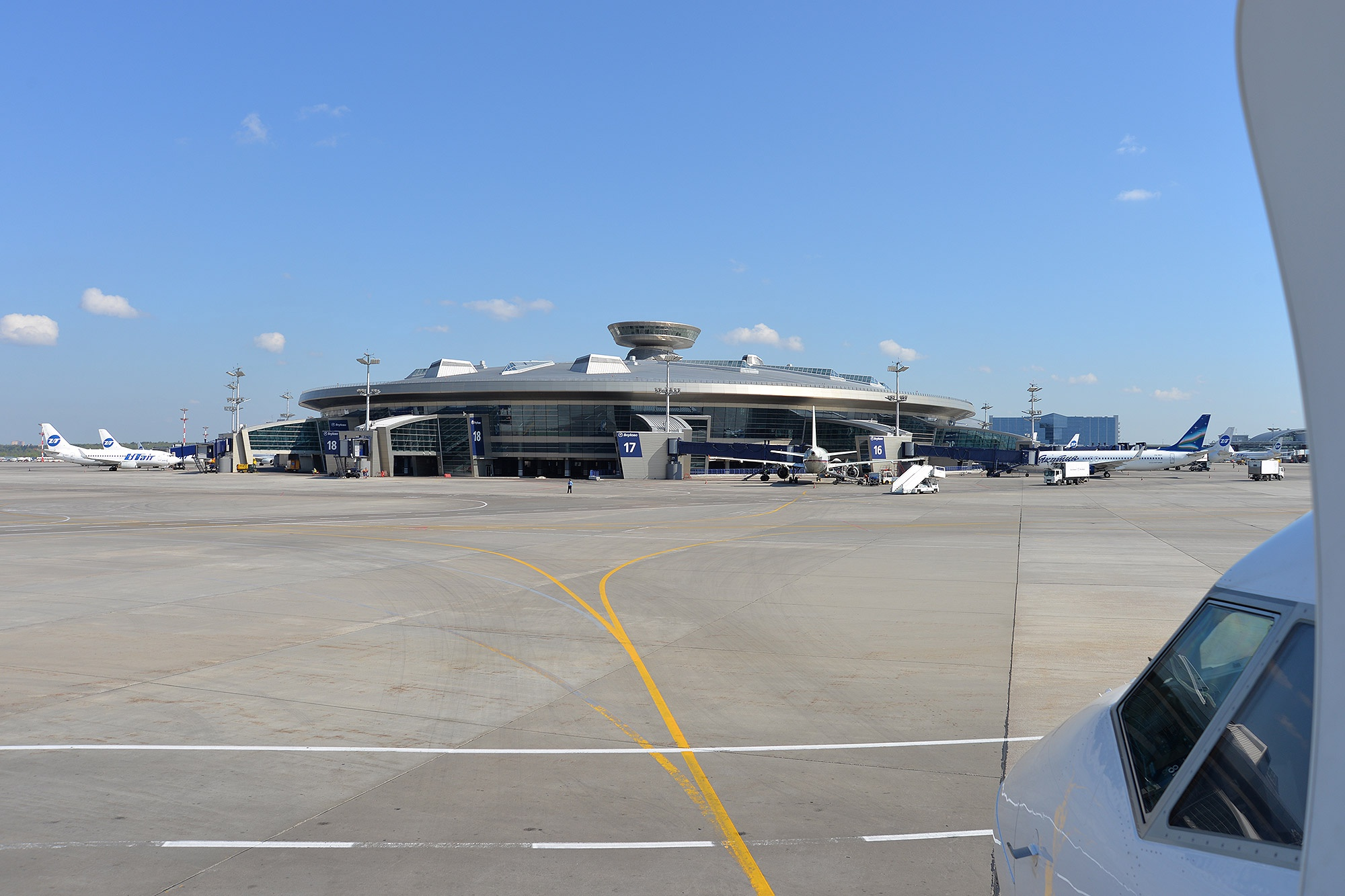 Vnukovo Airport (VKO), Vnukovo, Russia