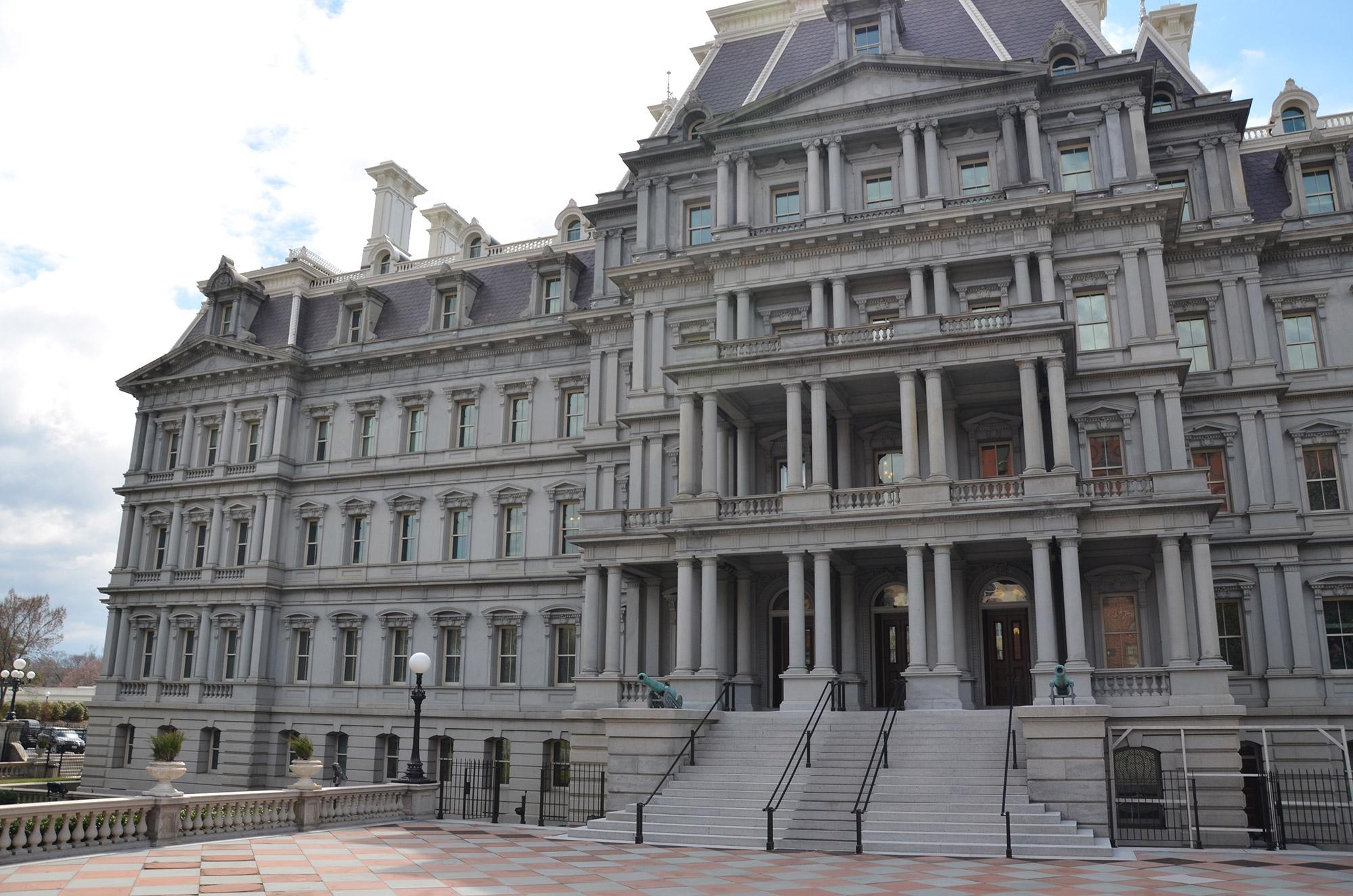 Eisenhower Executive Office Building, Washington, USA