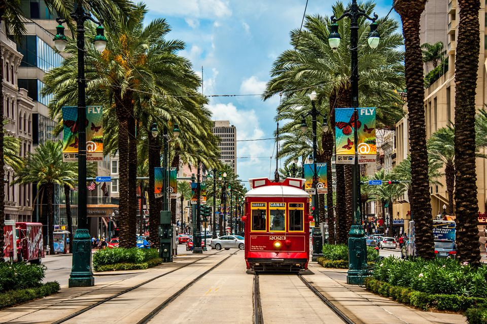 New Orleans, New Orleans, USA