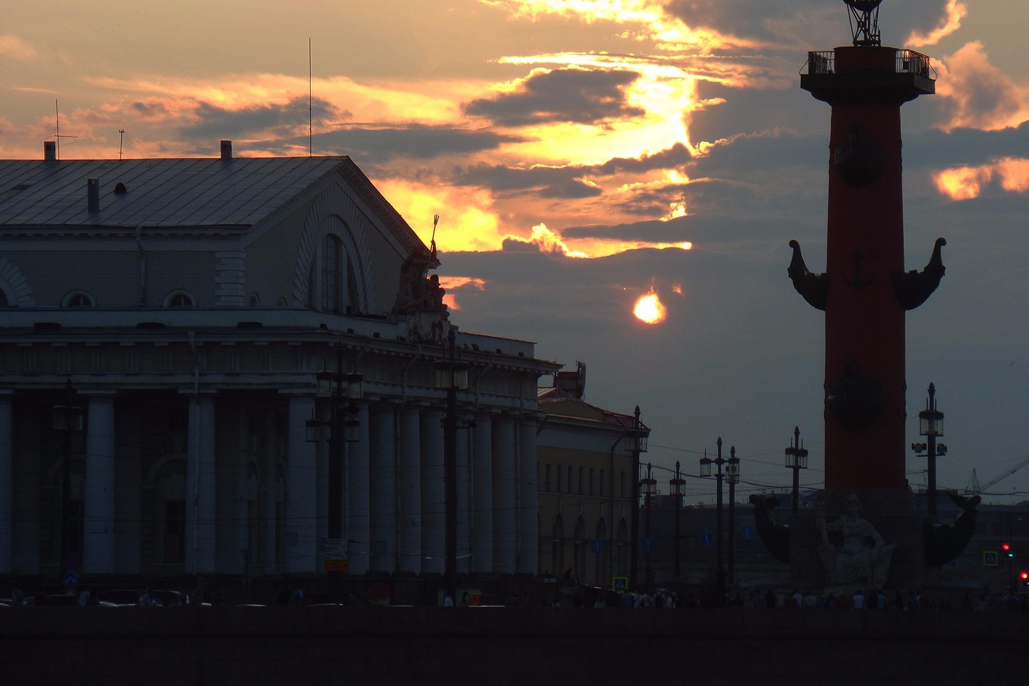 Здание Биржи в Санкт-Петербурге, Санкт-Петербург, Россия
