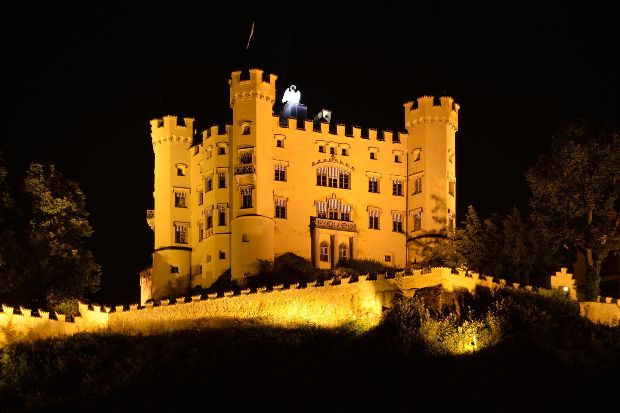 Замок Хоэншвангау, Хоэншвангау, Германия