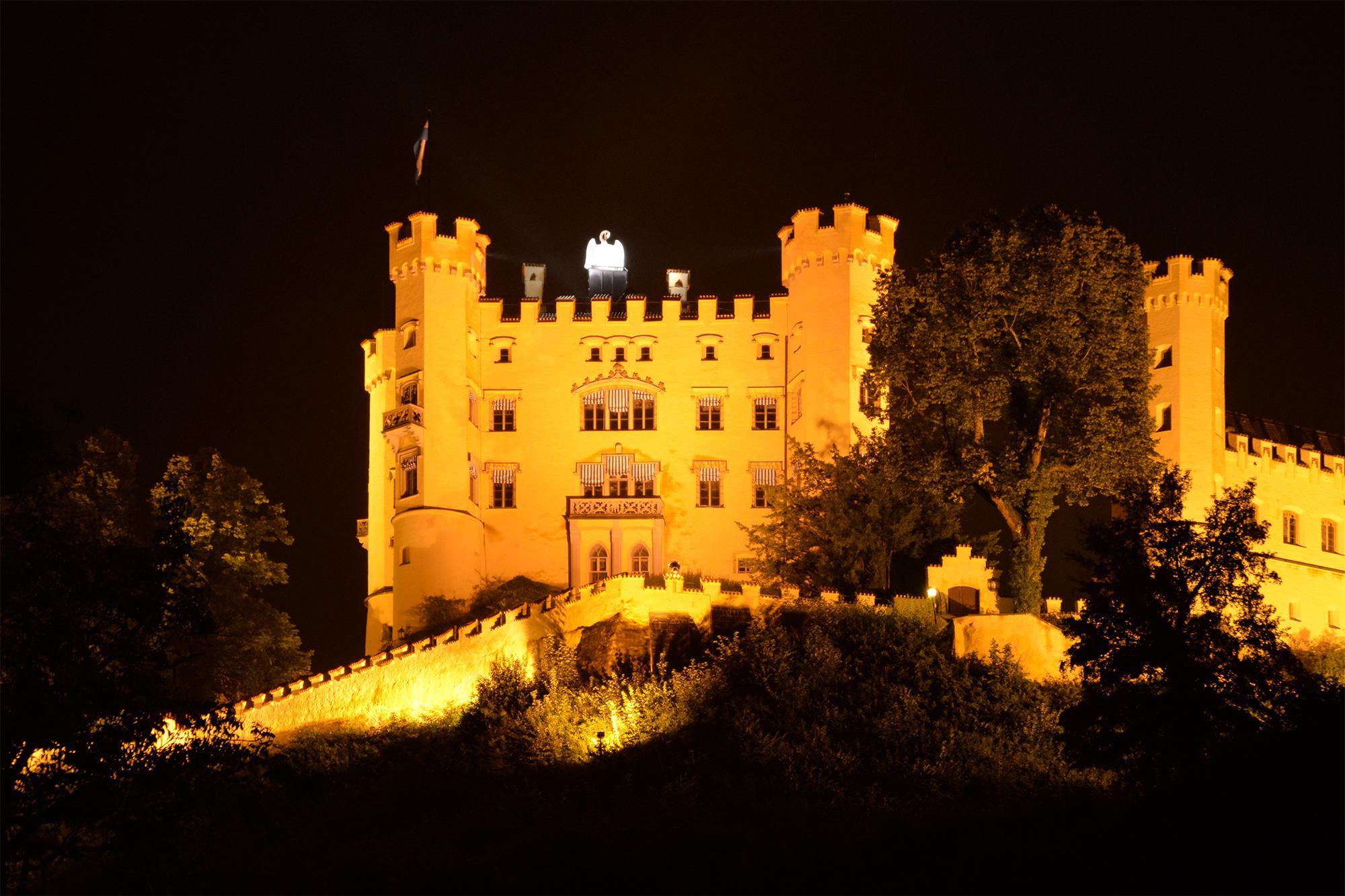 Hohenschwangau Castle, Hohenschwangau, Germany