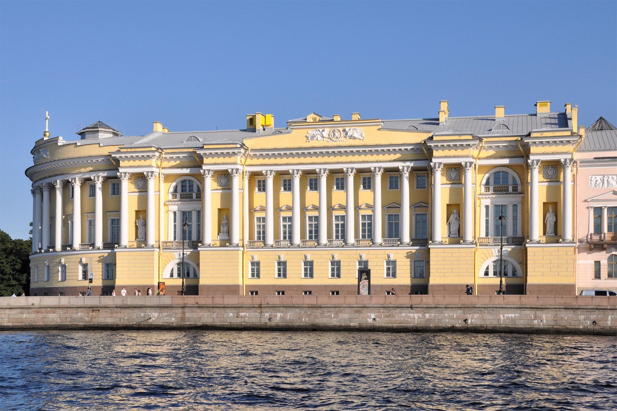 Здания Сената и Синода, Санкт-Петербург, Россия