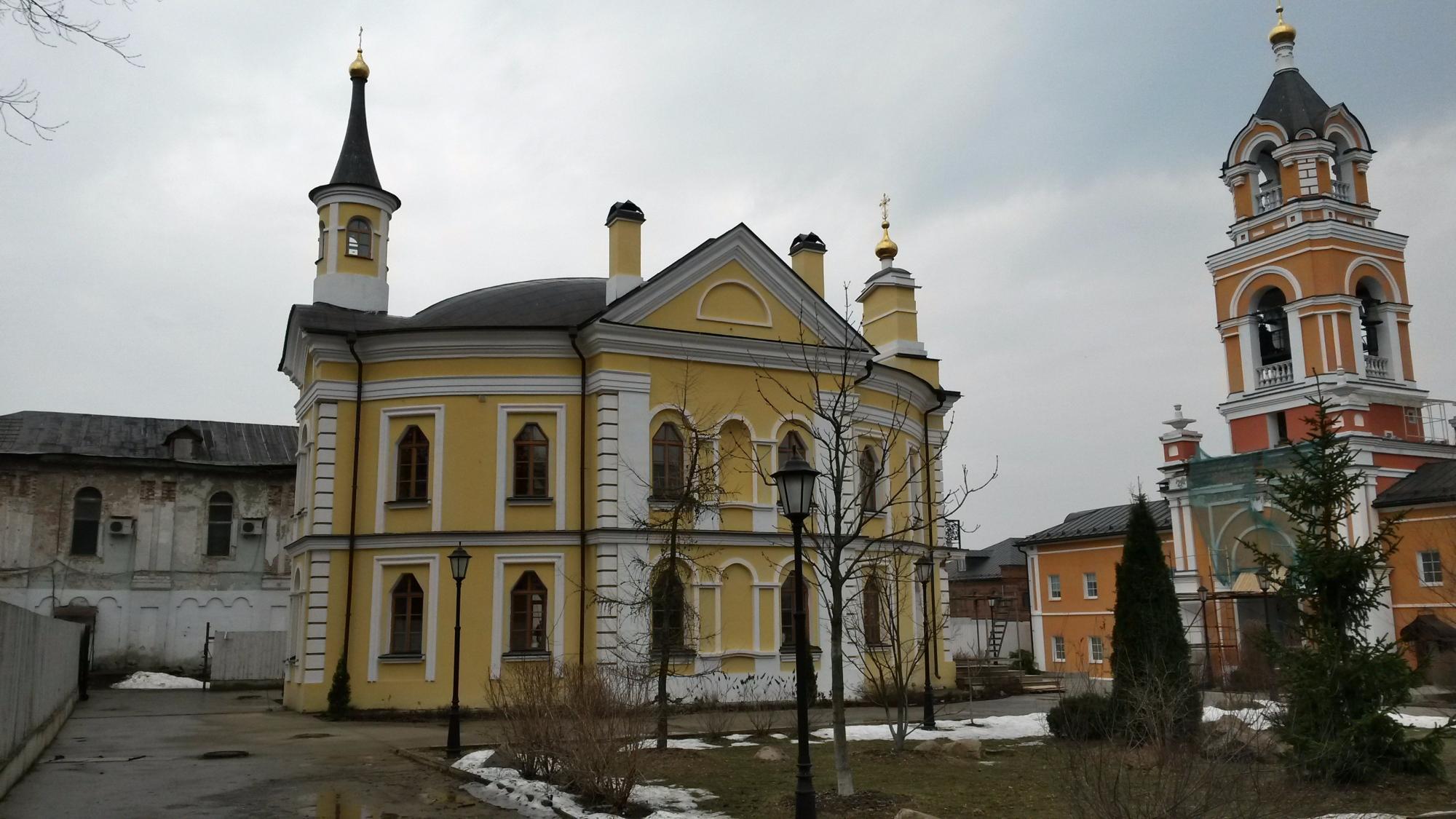 Спасо-Вифанский монастырь, Сергиев Посад, Россия