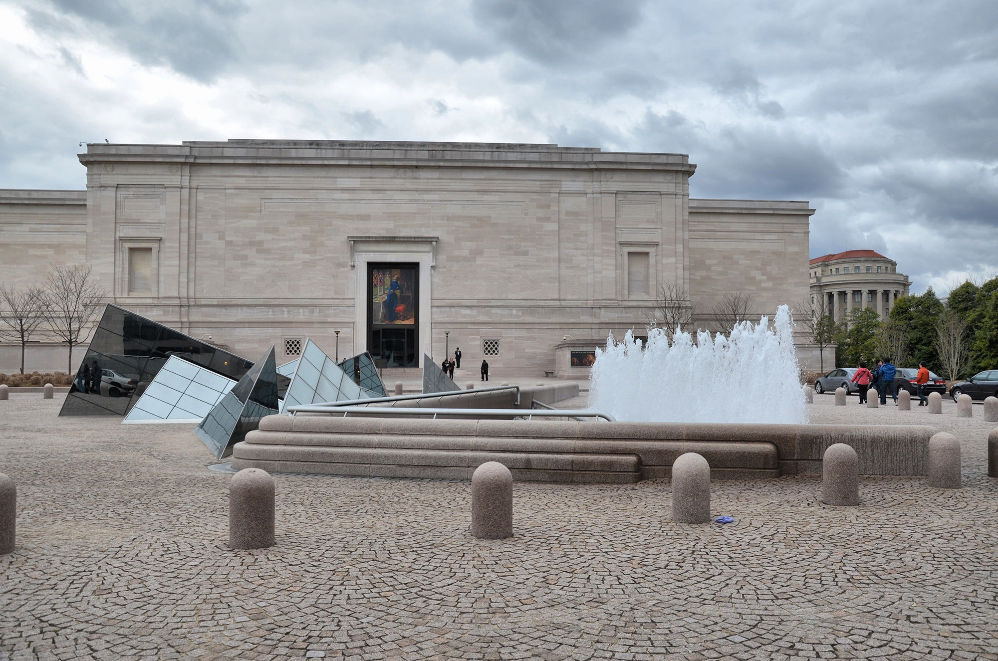 NGA Plaza, Washington, USA