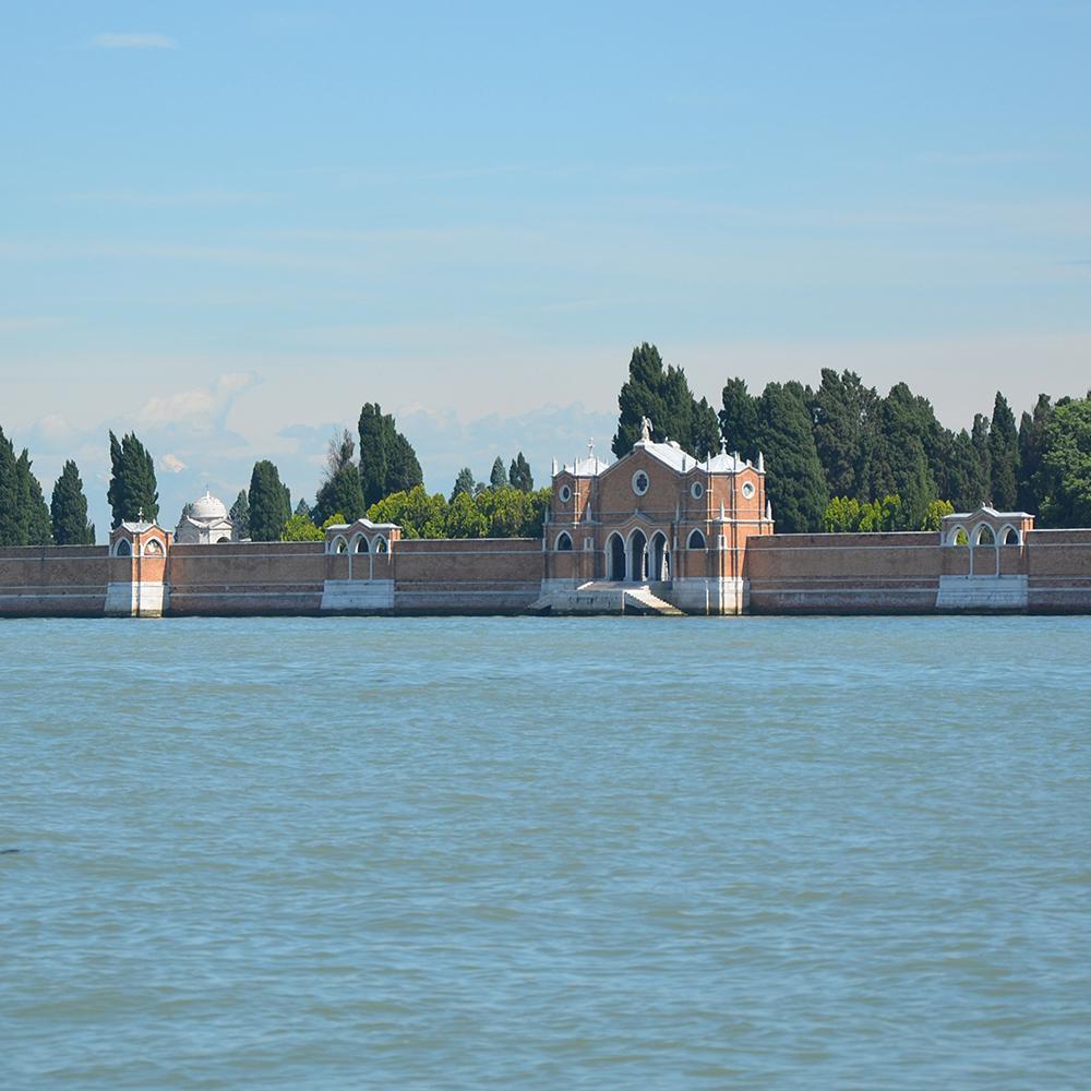 San Michele Island, Venice, Italy