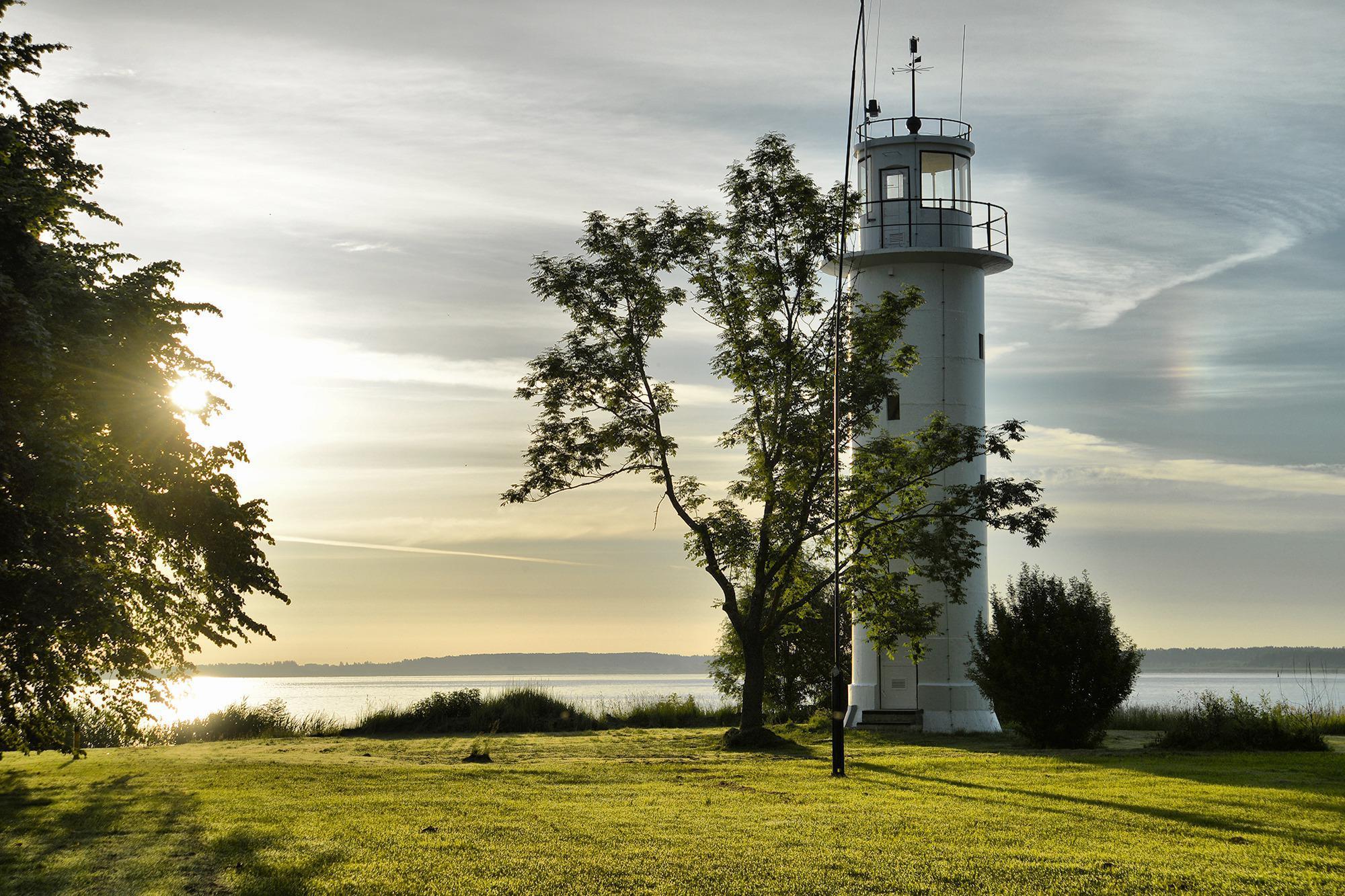 Mehikoorma Lighthouse, Mehikoorma, Estonia