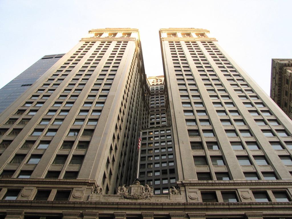 Equitable Building, New York City, USA