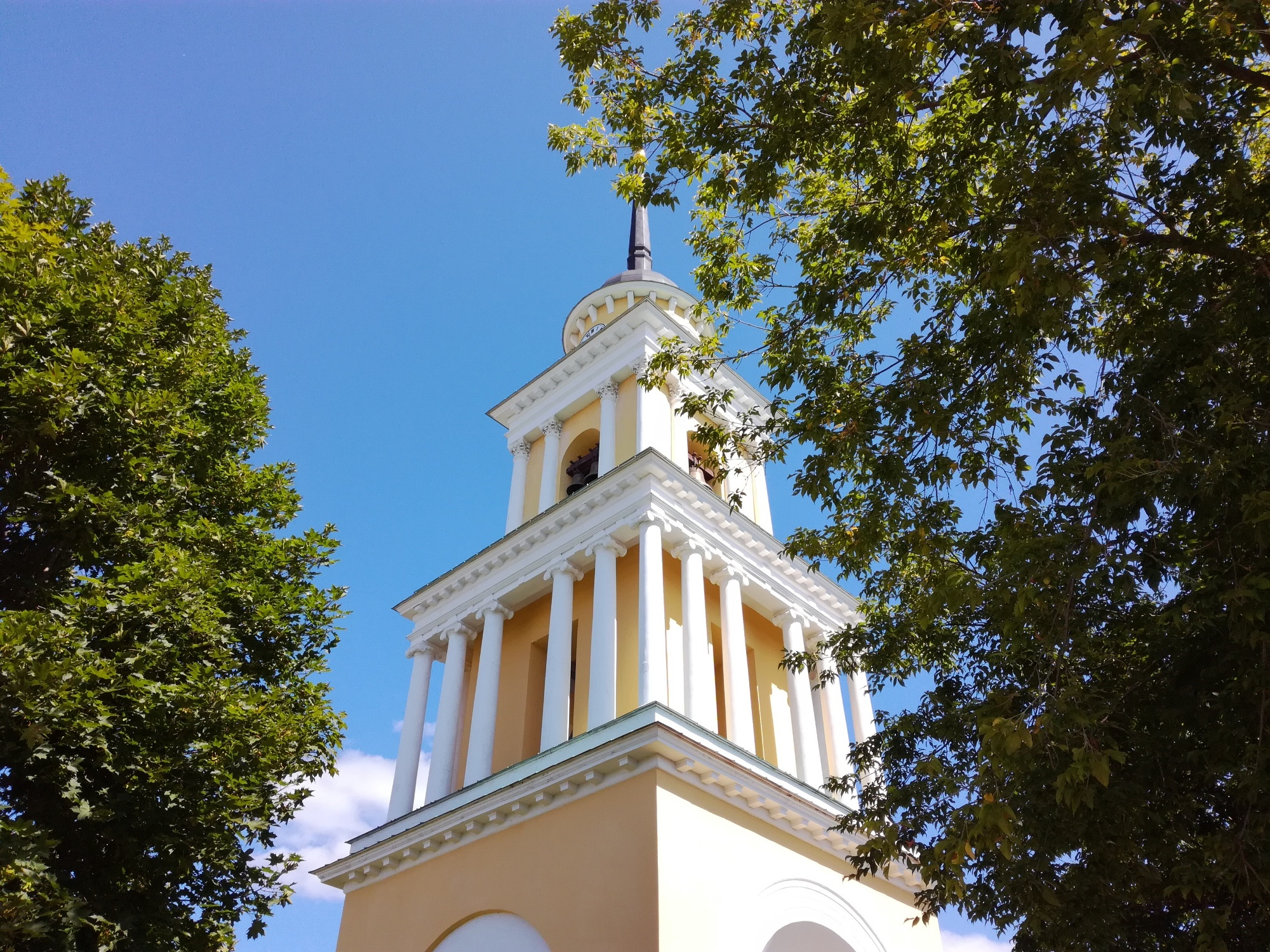 Колокольня Свято-Троицкого монастыря, Селижарово, Россия