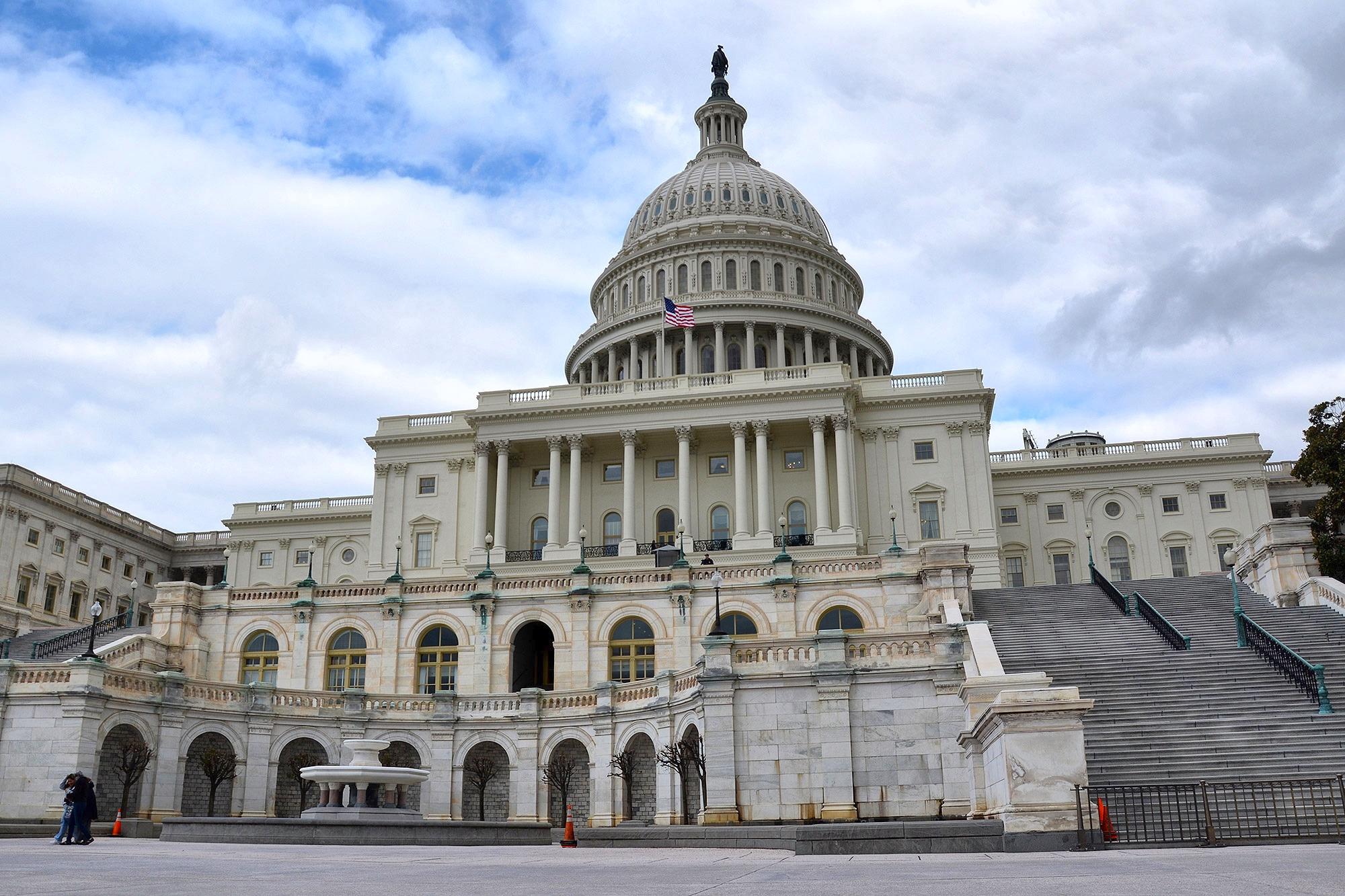 United States Capitol, Washington, USA