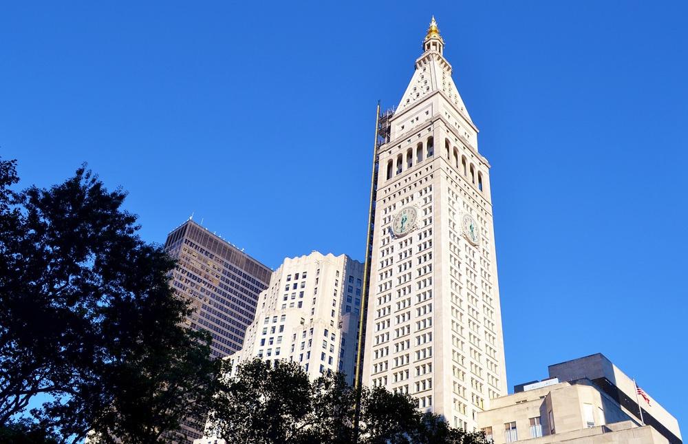 Metropolitan Life Tower, New York City, USA