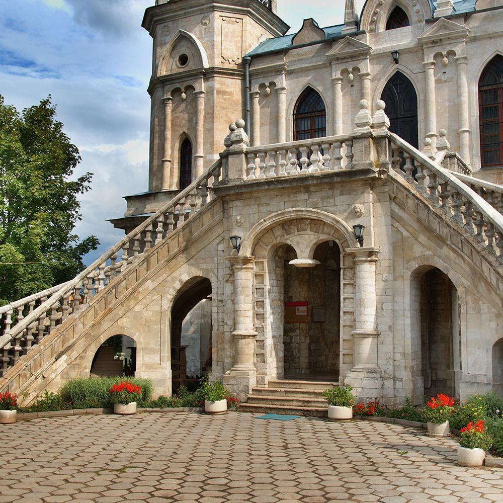 Church of Vladimir Icon Mother of God in Bykovo, Bykovo, Russia