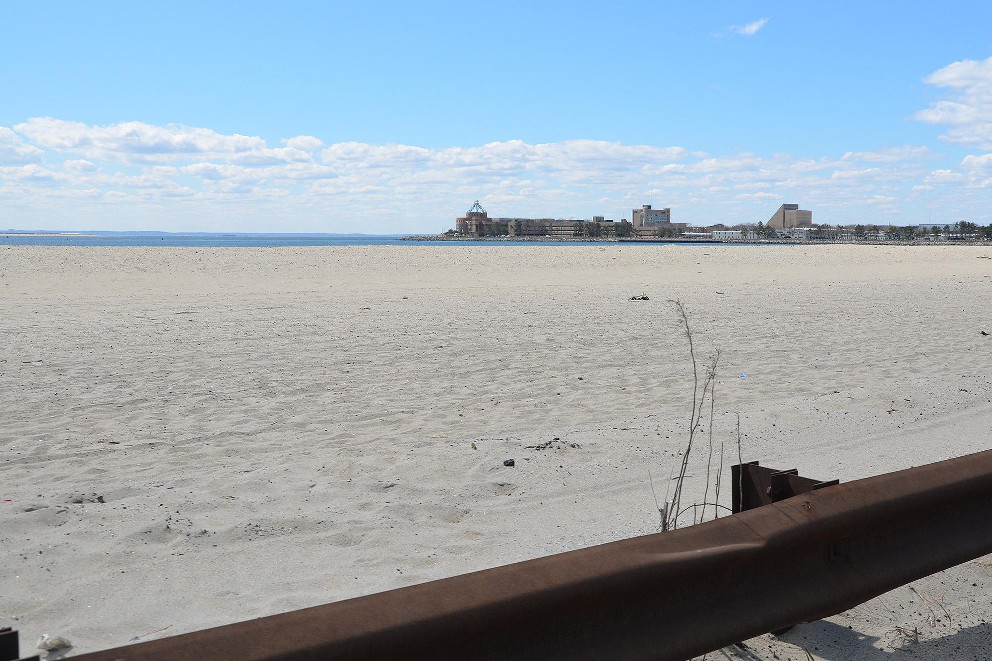 Plumb Beach, New York City, USA