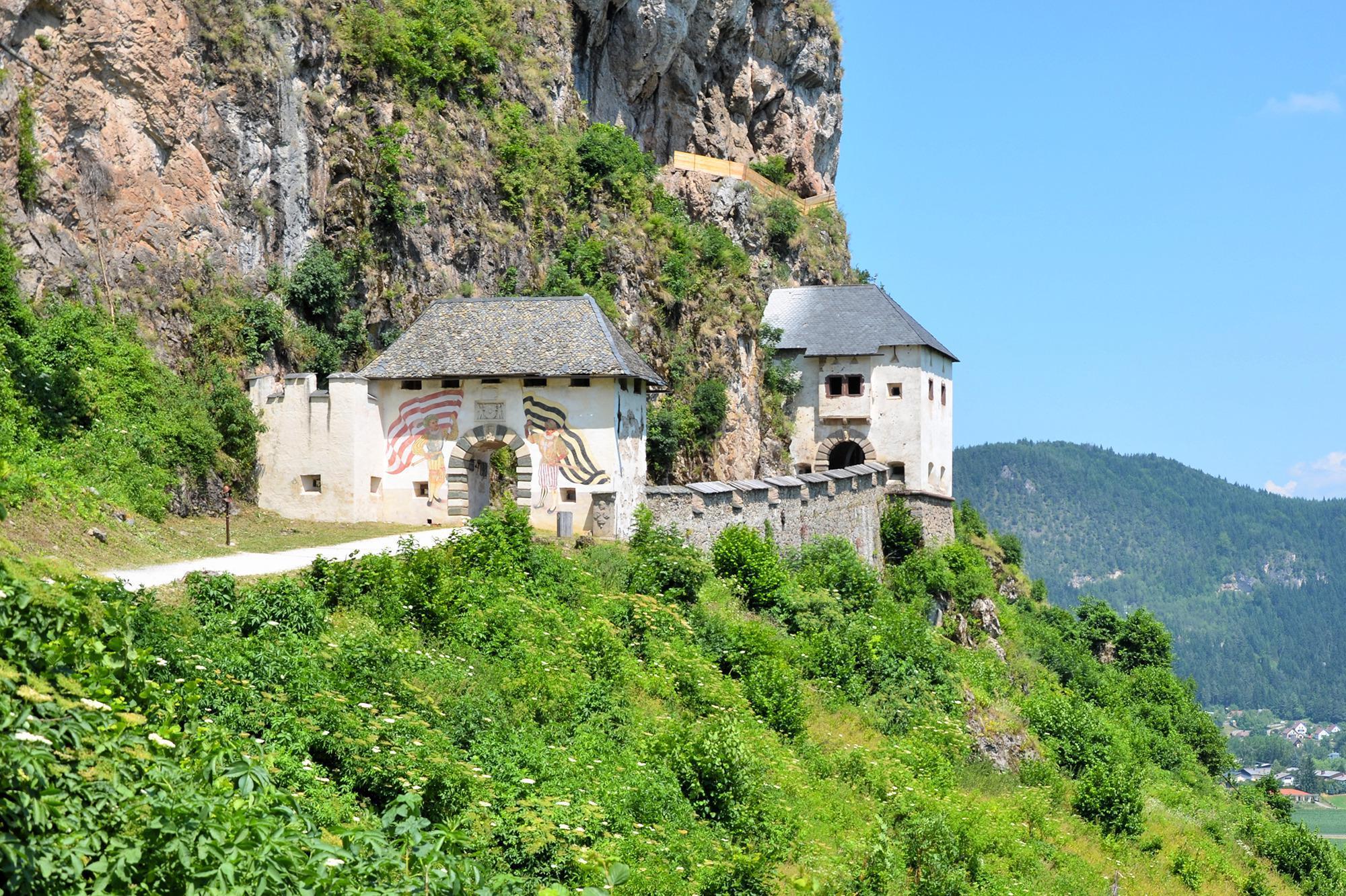 Hochosterwitz Castle, Hochosterwitz, Austria