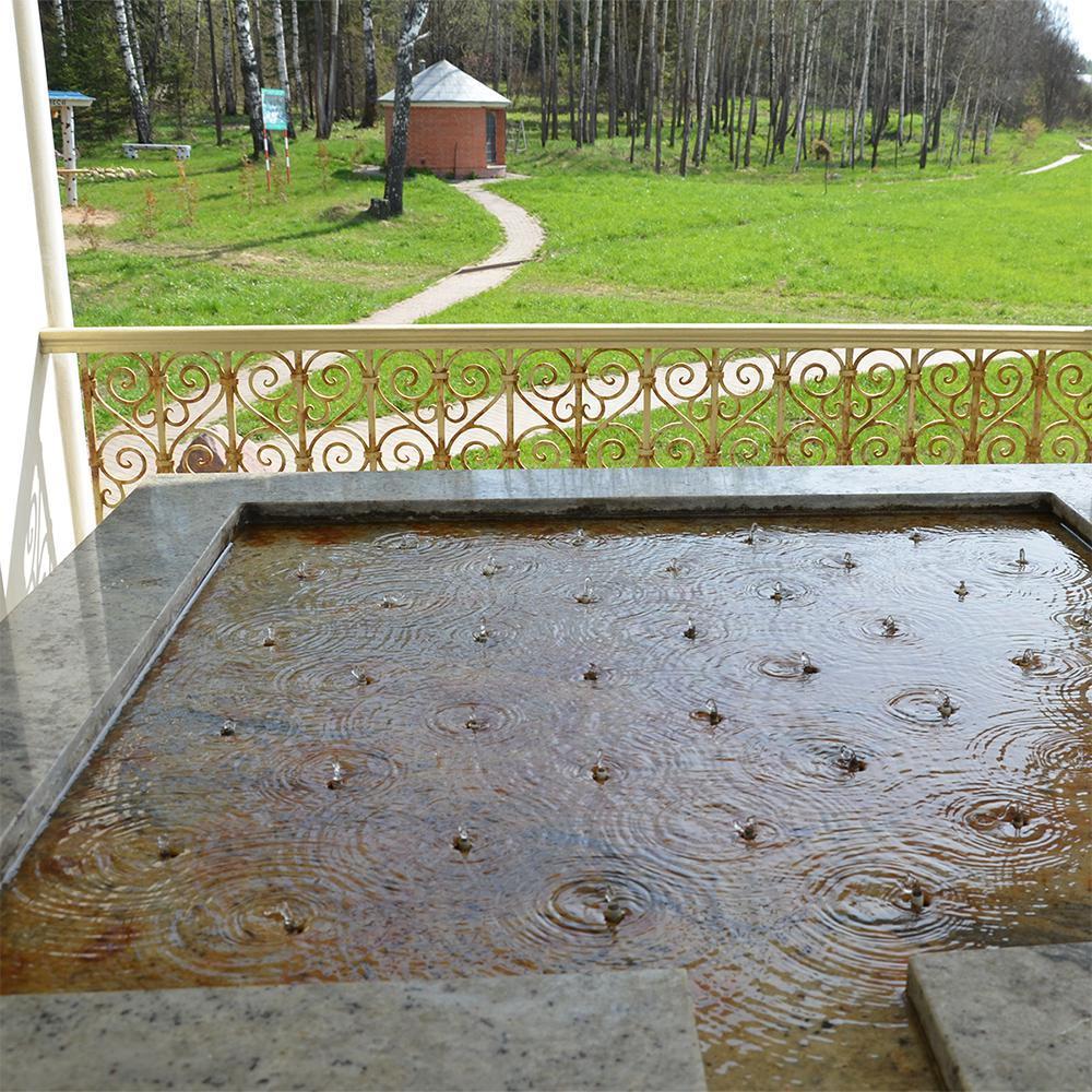 Source of Moskva river, Starkovo, Russia