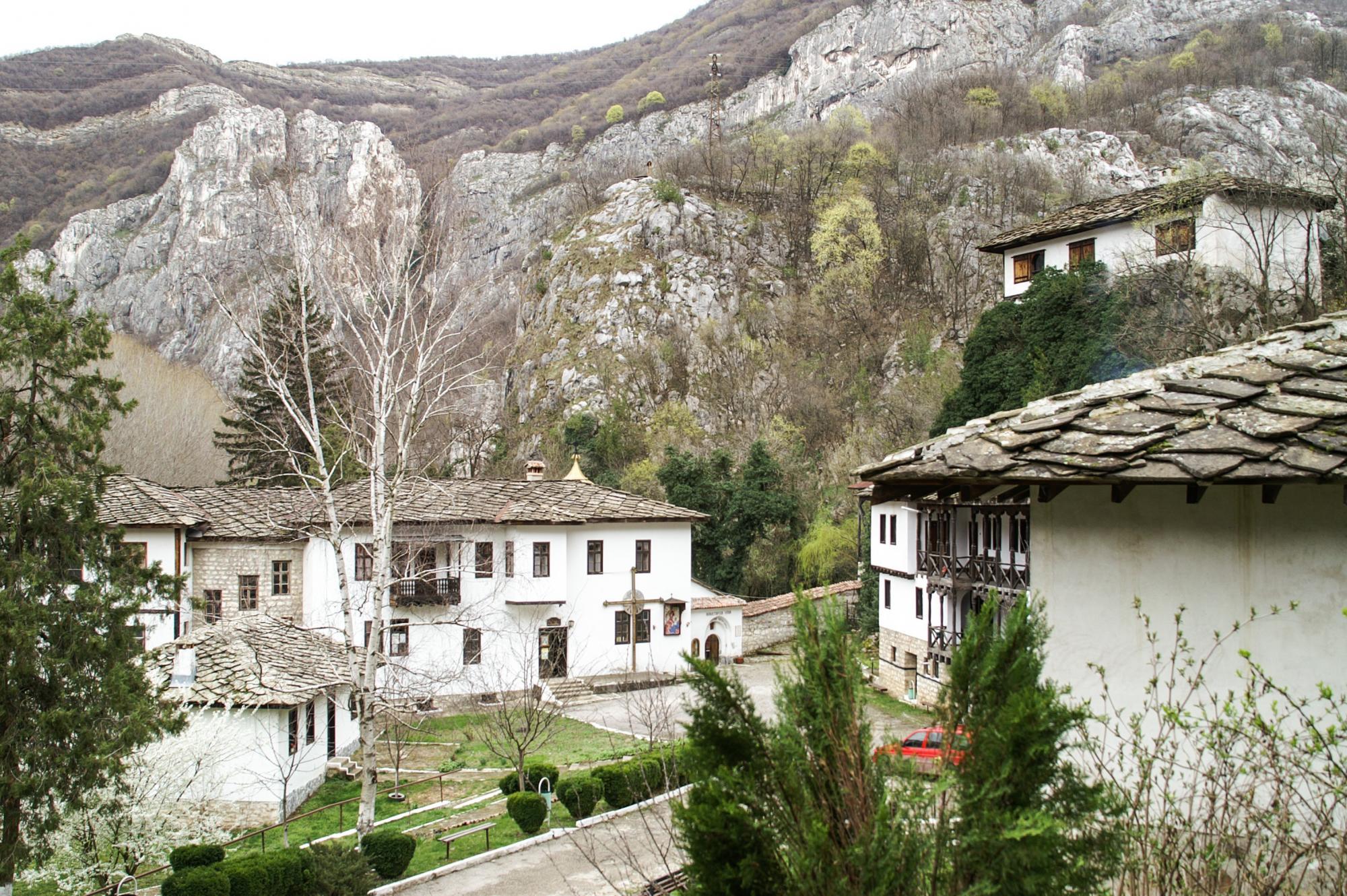 Cherepish Monastery, Lyutibrod, Bulgaria