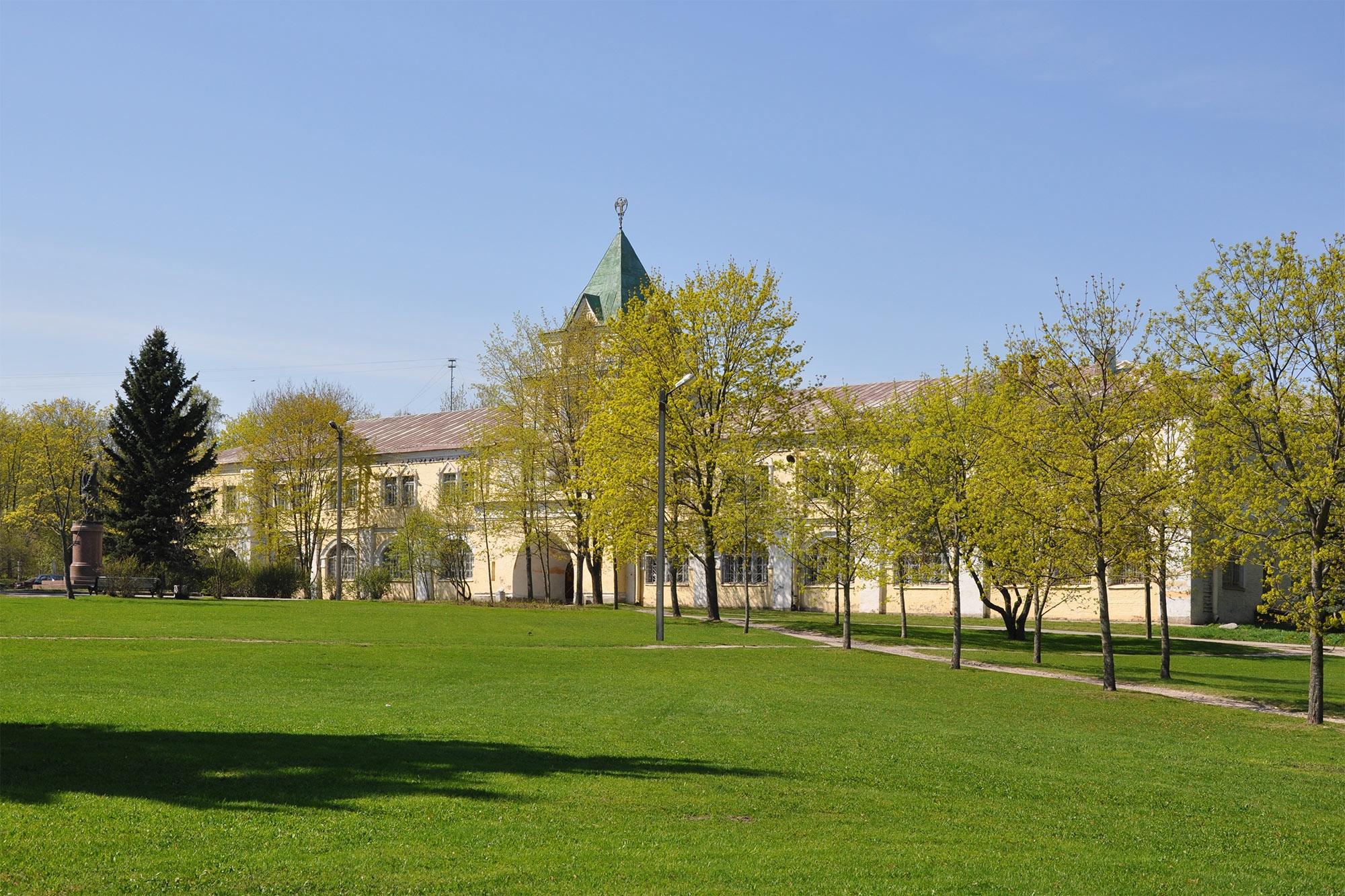 Казармы Собственного ЕИВ Конвоя (Аграрный университет), Пушкин, Россия