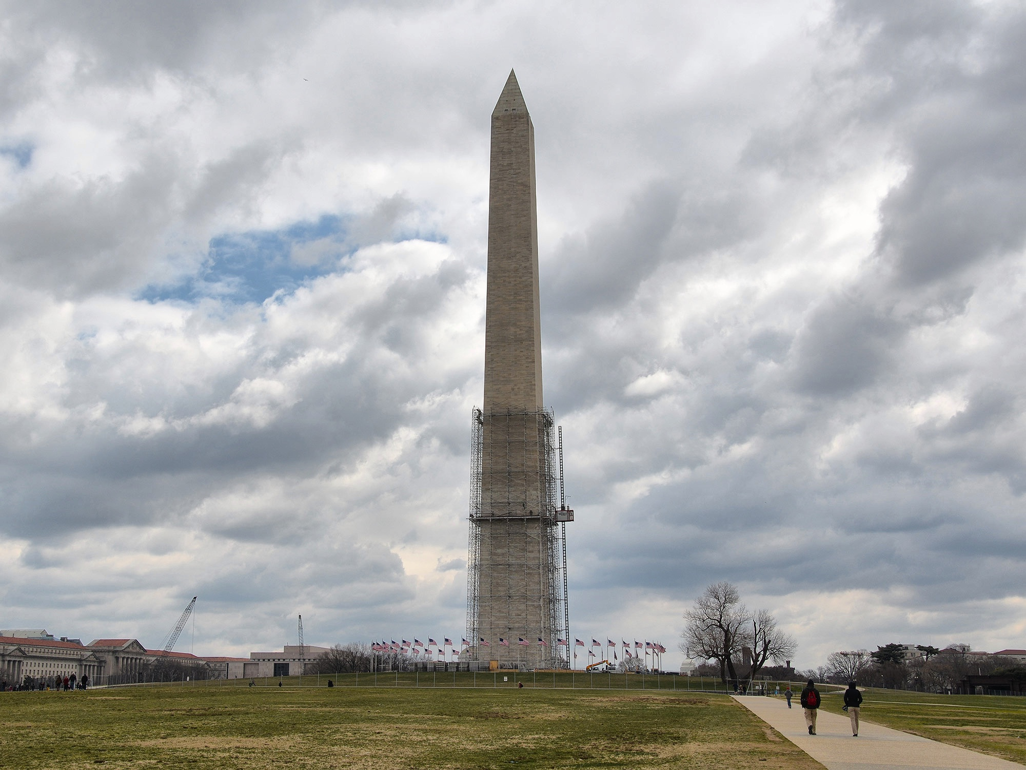 Washington Monument, Washington, USA
