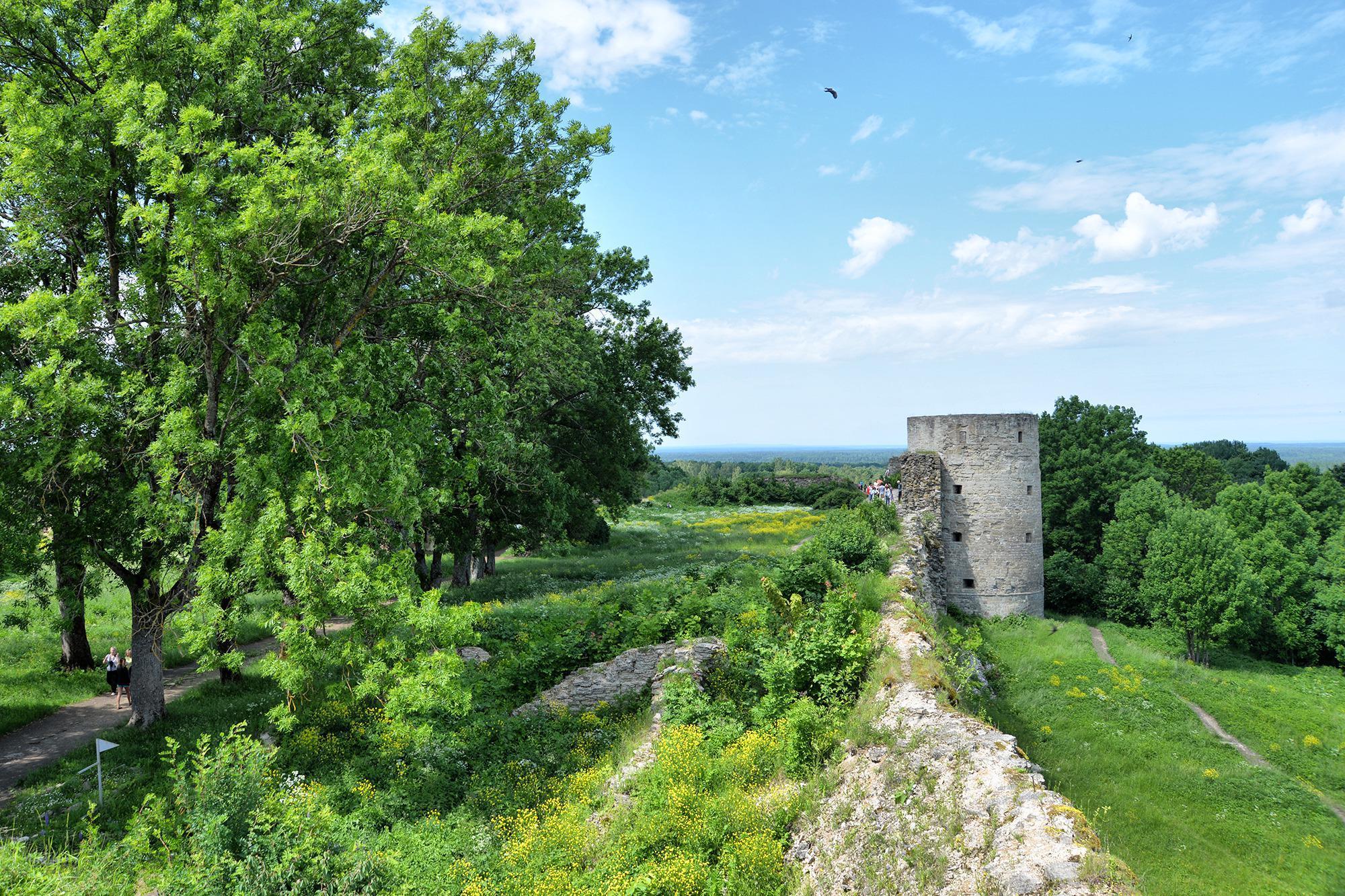 Koporye Fortress, Koporye, Russia
