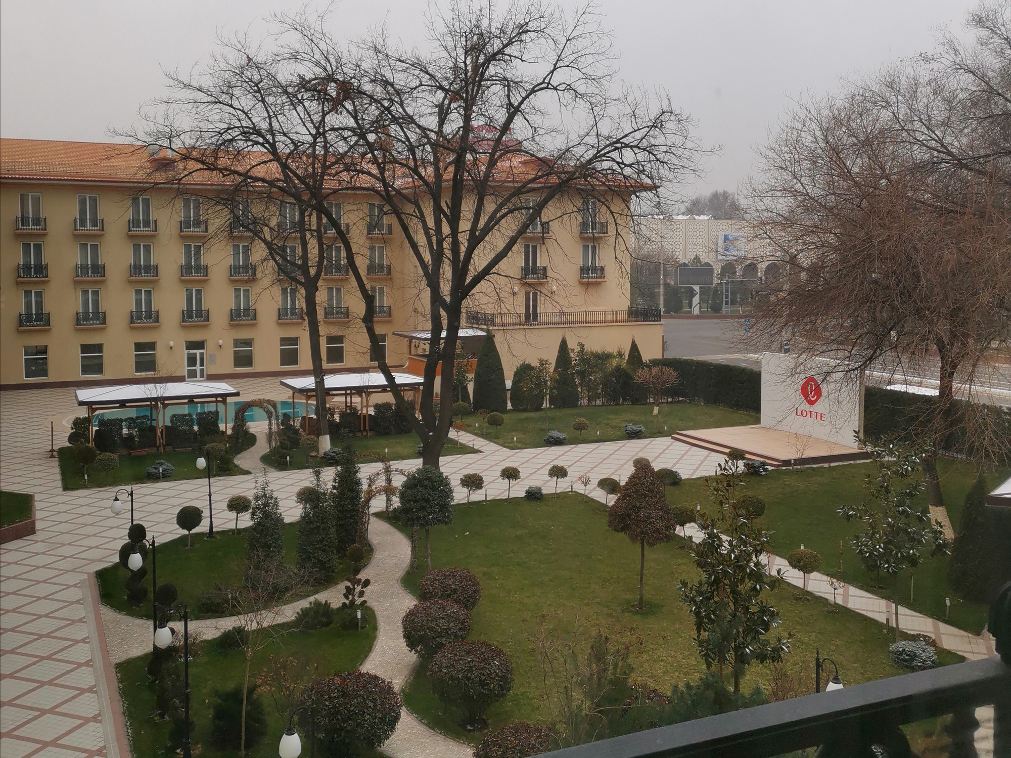 Гостиница Lotte City Hotel Tashkent Palace, Ташкент, Узбекистан