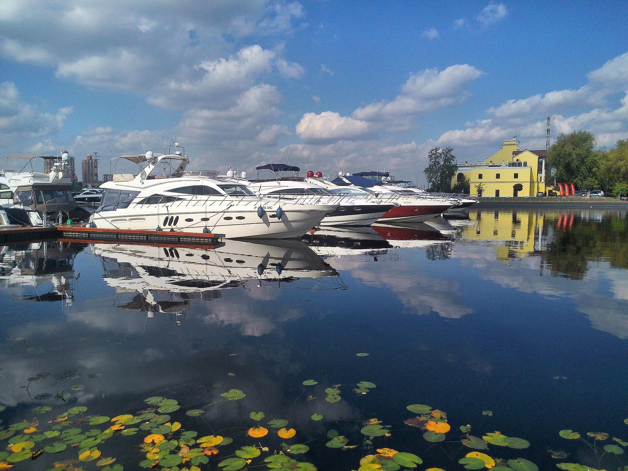 Яхт-клуб Ройал, Москва, Россия