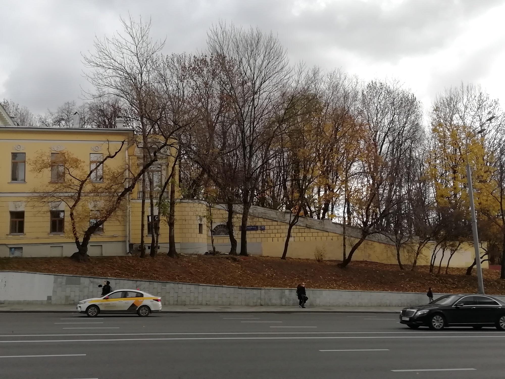 Главный дом усадьбы Усачёвых – Найдёновых, Москва, Россия