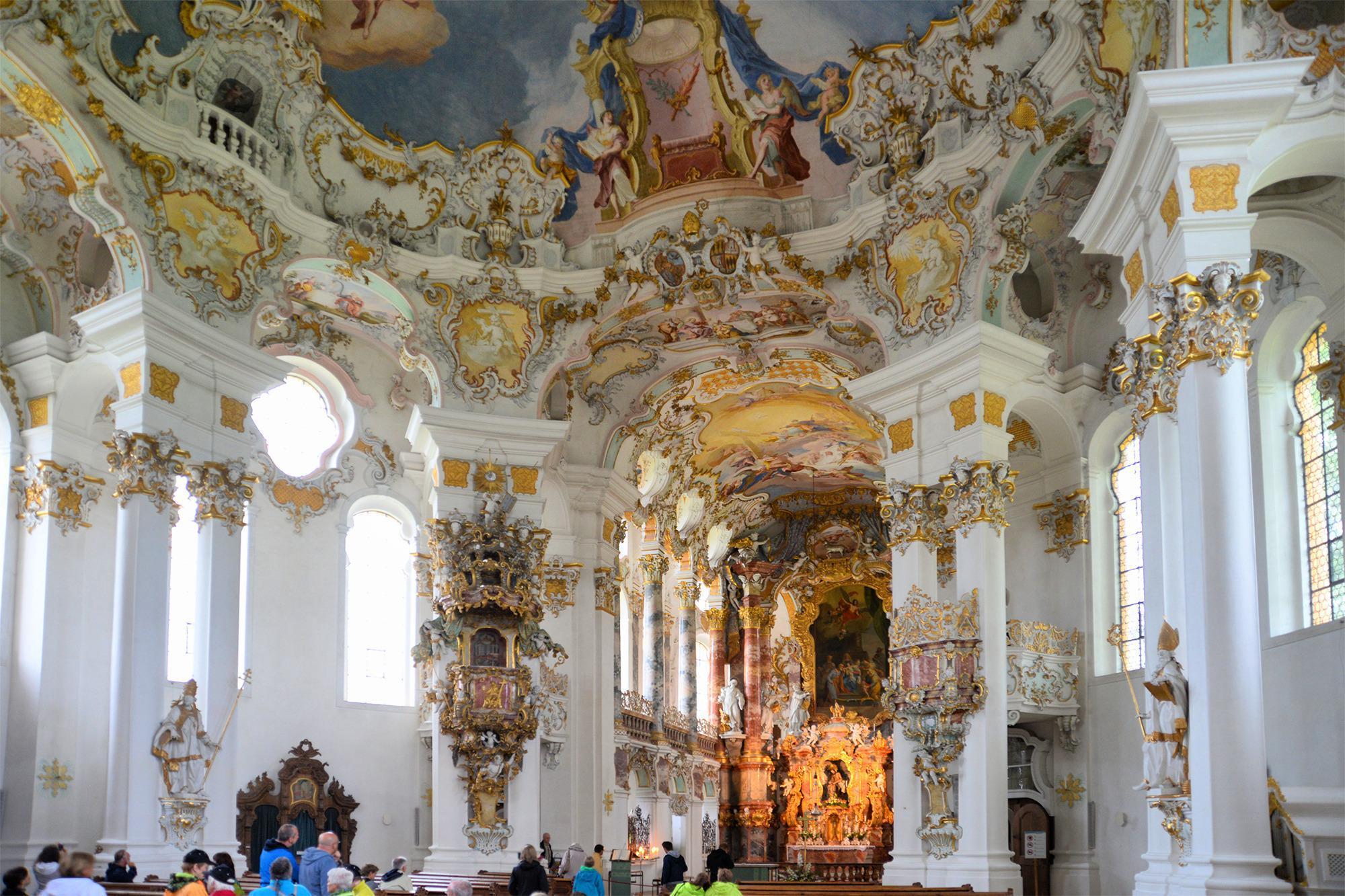 Wies Church, Wies, Germany